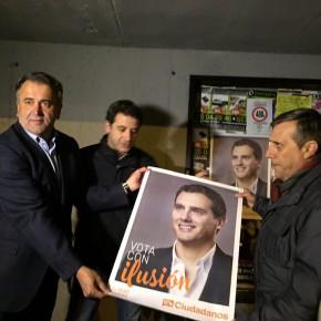 """Ciudadanos convencido de """"ser la gran sorpresa"""" en una de las campañas más importantes de la democracia"""