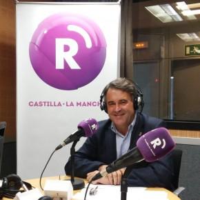 """Ramón Molinary diputado en Cortes de Ciudadanos (C'S) por la provincia de Toledo, ha acudido al programa de RTVCM """"El Pleno"""" para hablar de la actualidad política."""