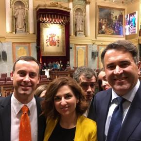 Así han vivido los parlamentarios de Ciudadanos (C's) de Castilla – La Mancha la constitución de las Cortes