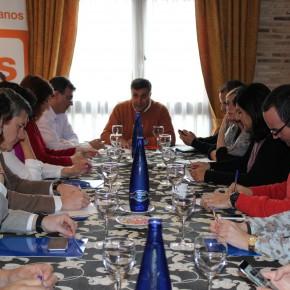 Carmen Picazo elegida, por unanimidad, coordinadora regional de Ciudadanos en Castilla-La Mancha