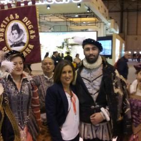 La Diputada Yolanda Ramírez participa en el Día de Guadalajara de la Feria Internacional del Turismo - FITUR