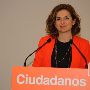 Orlena de Miguel, diputada en Cortes de Ciudadanos (C's) en Guadalajara, será portavoz de la Comisión de Políticas Integrales de la Discapacidad