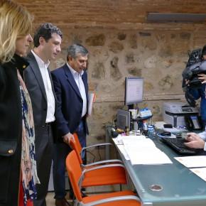 Ciudadanos registra en las Cortes sus enmiendas parciales a los presupuestos de Castilla- La Mancha