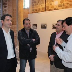 """El Diputado Provincial, Antonio López, ha querido """"conocer de primera mano"""" la labor del Centro Cultural San Clemente"""