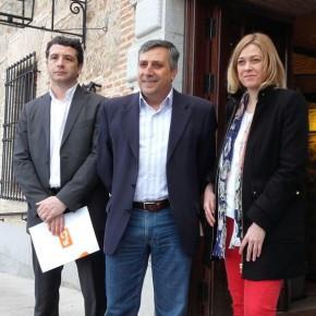 Ciudadanos logra que la Mesa de las Cortes de Castilla-La Mancha admita de forma total o parcial tres de sus cuatro enmiendas a los presupuestos