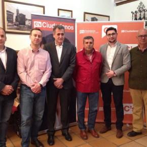 El  I  Encuentro de Ciudadanos Ciudad Real en Alcázar de San Juan reúne a más de un centenar de afiliados de toda la provincia