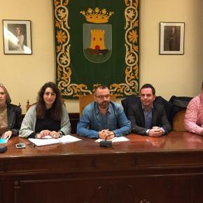 Ciudadanos Talavera presente en la reunión mantenida con el Secretario Provincial de CCOO