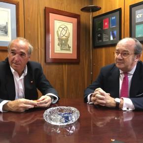 """Antonio Santolaya, candidato al Congreso por Ciudadanos (C´s) Toledo: """"tenemos que apoyar la Industria de nuestro país, el sector que genera empleo de mayor calidad"""""""