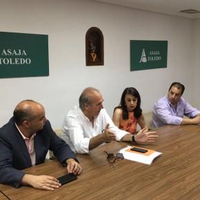 """Antonio Santolaya, candidato al Congreso por Ciudadanos (C´s) Toledo: """"Hay que reinvertir en explotación un porcentaje de la PAC que permita ganar en competitividad y contribuya a revitalizar el mundo rural"""""""