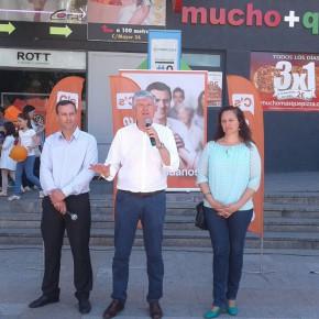"""Matías Alonso: """"Ciudadanos apuesta por crear empleo de calidad en colaboración con los empresarios"""""""
