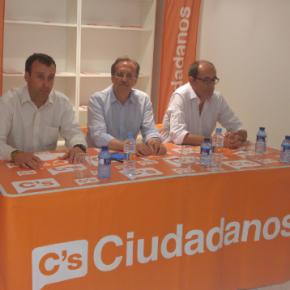 Antonio Espinosa: «Ciudadanos va a mejorar los resultados y va a ser cada vez más importante»