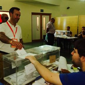 """Los candidatos """"naranjas"""" piden a los albaceteños que expresen hoy """"qué modelo quieren para nuestro país"""