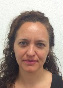 María Teresa García, número uno al Senado
