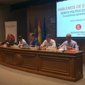 """Onésimo González: """"Ciudadanos es partidario de las reformas, no de los recortes"""""""