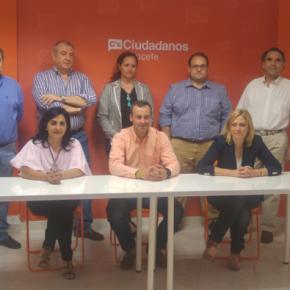 Ciudadanos inaugura su sede oficial en Albacete