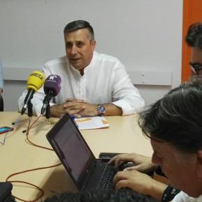El Diputado de Ciudadanos (C's) Antonio López espera que el tema de Ciudad de Vascos quede resuelto antes de la próxima primavera