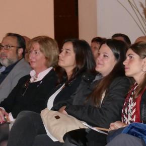 """Isabel Martín de Eugenio: """"debemos volcarnos en la educación, herramienta básica en la lucha contra la violencia machista"""""""