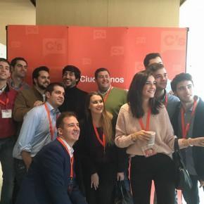 Ciudadanos (C´s) CLM ha participado en el Campus Joven de Otoño en Madrid