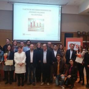 """Alejandro Ruiz: """"En Ciudadanos sabemos lo importante que es apostar por los jóvenes y apoyar sus iniciativas"""""""