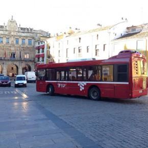 Ciudadanos pide a Mariscal que exija a la UTE del transporte urbano la incorporación de tres nuevos autobuses