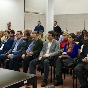 Los concejales de Cs asisten a la constitución de los nuevos Consejos de Participación de Santa Bárbara y Santa María de Benquerencia