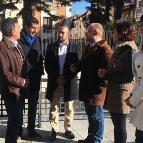 """Alejandro Ruiz: """"Ciudadanos mantiene firme su compromiso con la provincia y con los guadalajareños"""""""