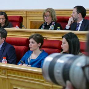 Respaldo unánime del Pleno a la protección del arco del Circo Romano y las medidas de apoyo a los celíacos