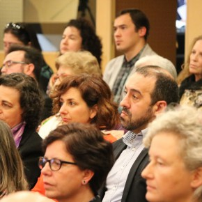 Cs Guadalajara participa en los actos conmemorativos del Día Internacional de la Mujer Trabajadora