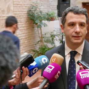 """Esteban Paños: """"Es fundamental para Toledo que Tolón y el presidente de la CHT sean capaces de mirar por encima de intereses partidistas"""""""