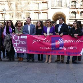 Cs, en los actos organizados con motivo del Día de la Mujer en Toledo