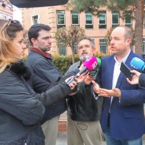 """Alejandro Ruiz: """"Ni la dirección nacional de Cs, ni la dirección regional han autorizado la entrada en Gobierno de los concejales de Ciudadanos en Talavera"""""""