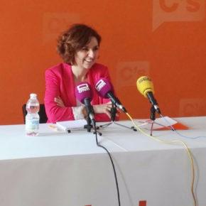 """Orlena De Miguel: """"Ni PP, ni Podemos, ni PSOE han demostrado estar a la altura de la situación política de Castilla-La Mancha"""""""