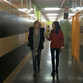 Cs Albacete elogia el trabajo de los maestros del colegio La Paz y demanda un mayor compromiso de las instituciones