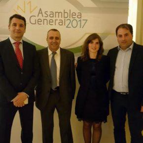 Los concejales de Cs en Toledo, en la Cena de Hermandad de Caja Rural Castilla-La Mancha