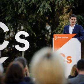 """Albert Rivera: """"Tenemos que trabajar para que el proyecto de Ciudadanos en 2019 sea una alternativa ganadora"""""""