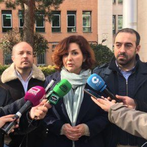 """Orlena De Miguel: """"Los presupuestos de C-LM están bloqueados por la incapacidad de diálogo y negociación de PSOE, PP y Podemos"""""""