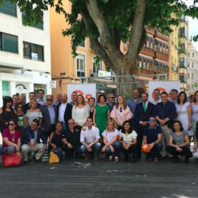 Jornada de convivencia de Ciudadanos CLM para celebrar el día de la Región