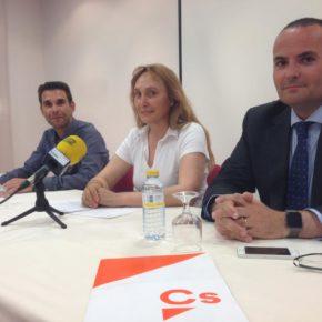 Ciudadanos pide a la CHJ la limpieza del lecho del Júcar en su tramo urbano y le reclama inversiones por valor de 1,9 millones