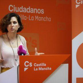 """Orlena De Miguel Cs: """"El Gobierno de García-Page debe pasar de los anuncios y las promesas a los hechos"""""""