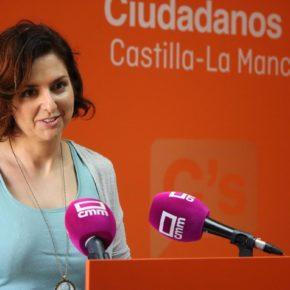 """Orlena De Miguel: """"Nos da la sensación de que para PP, PSOE y Podemos los castellanomanchegos no somos su prioridad"""""""