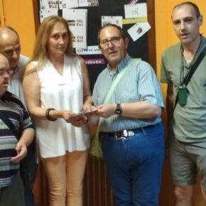 Ciudadanos cede sus entradas para los espectáculos de San Julián a los usuarios del centro 'Infantas de España'