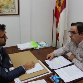 """Luis Martin (Cs): """"La Diputación tiene que hacer una gestión eficiente de sus recursos para dar respuesta a aquellas necesidades que plantean los distintos municipios toledanos"""""""