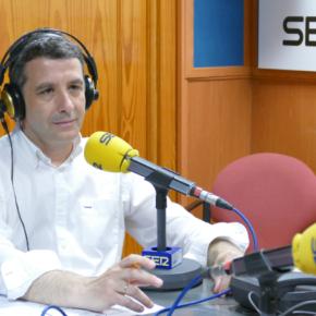 """Esteban Paños: """"la prioridad es atajar los problemas endémicos de la ciudad y que los toledanos tengamos mejor calidad de vida"""""""