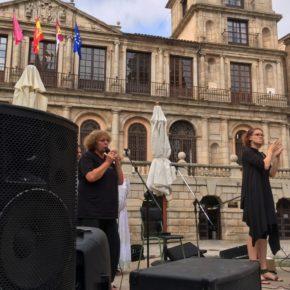 """Esteban Paños: """"Voix Vives es un festival consolidado; un referente en Toledo que tiene que seguir potenciándose"""""""