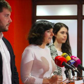 """Orlena De Miguel: """"El PP ha sido cerebro y artífice de esta maniobra de transfuguismo con el único fin de mantenerse en el Gobierno"""""""