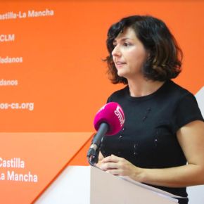 """Orlena De Miguel (Cs): """"La falta de resolución y respuesta por parte del Consejero de Educación ha provocado que estemos viviendo uno de los peores inicio de curso en C-LM"""""""