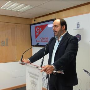 Cs Ciudad Real propone mejoras en la Ordenanza Reguladora del Estacionamiento que beneficien a los comerciantes del municipio