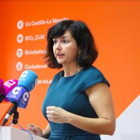 """Orlena De Miguel (Cs): """"Esta sentencia lo que demuestra es que Jonatan Bermejo y Montaña Palacios mintieron y que el PP está detrás de este evidente caso de transfuguismo"""""""