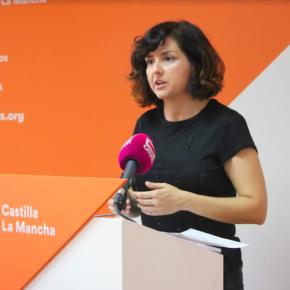 """Orlena  De Miguel: """"Le pedimos al Gobierno Central que tome medidas y devuelva el Gobierno catalán a la senda de la legalidad. España no puede aceptar este chantaje"""""""