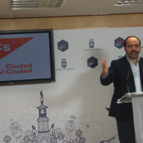 """Francisco Fernández-Bravo: """"Desde Cs apoyamos el fomento de la convivencia entre los peatones, las bicicletas y los vehículos de forma segura para todos"""""""